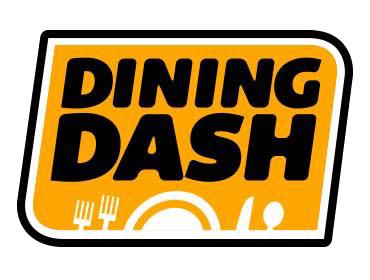 Online Ordering Dining Dash Logo
